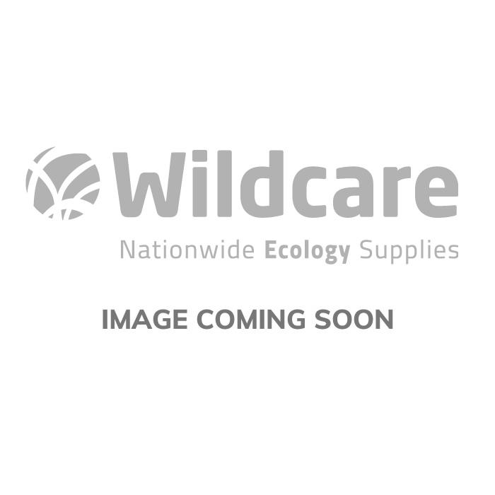 Coir Log Roll 3m x 300mm | Pre-Planted, Standard Mix
