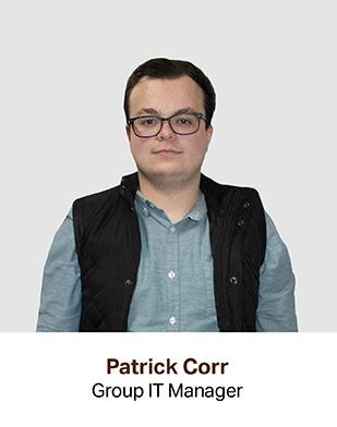 Patrick Corr