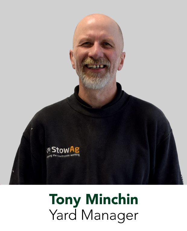 Tony Minchin