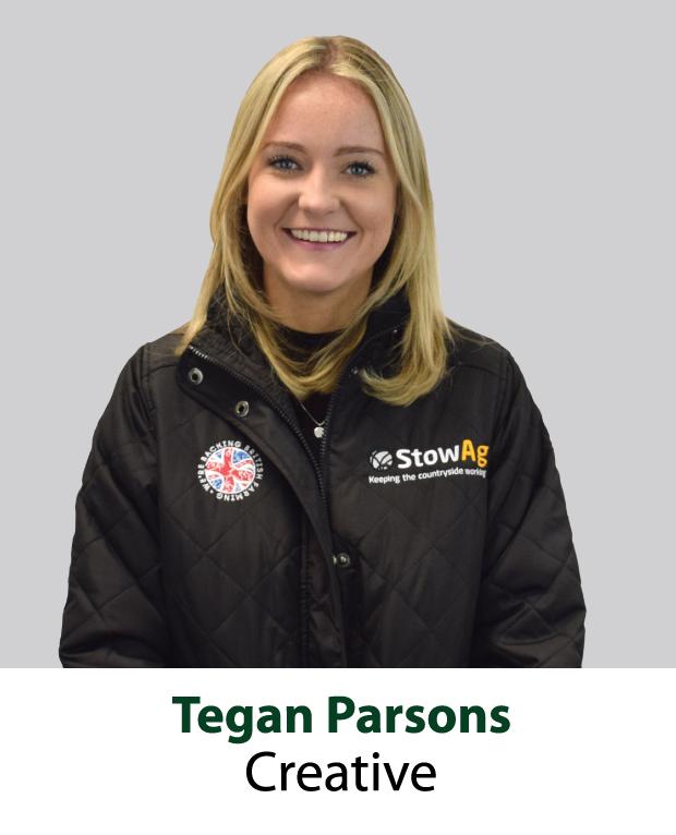 Tegan Parsons