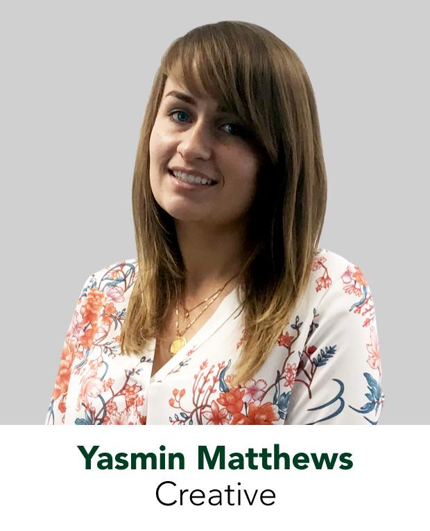 Yasmin Matthews