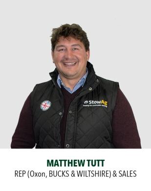 Matthew Tutt, Sales