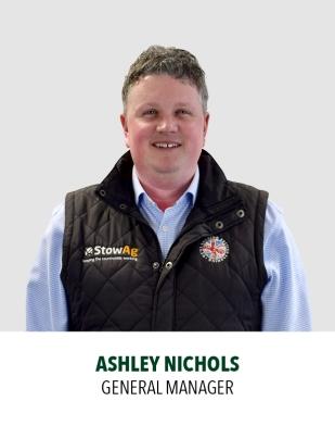Ashley Nichols, General Manager