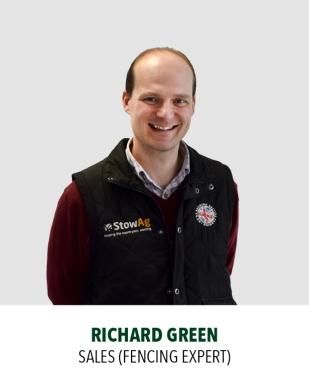 Richard Green, Sales