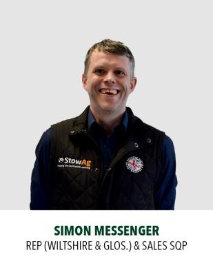Simon Messenger, Sales & SQP
