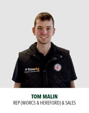 Tom Malin, Sales & SQP