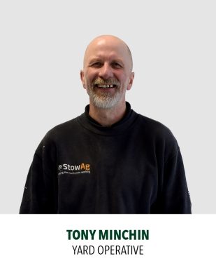 Tony Minchin