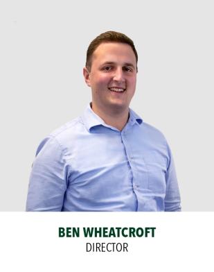 Ben Wheatcroft, Director