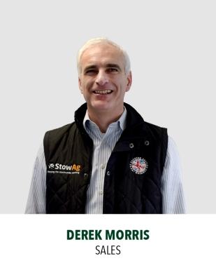 Derek Morris, Sales