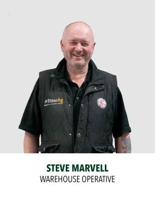 Steve Marvell