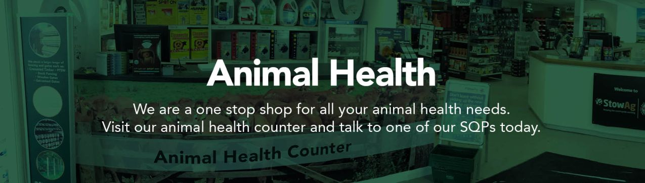 Animal Health at StowAg