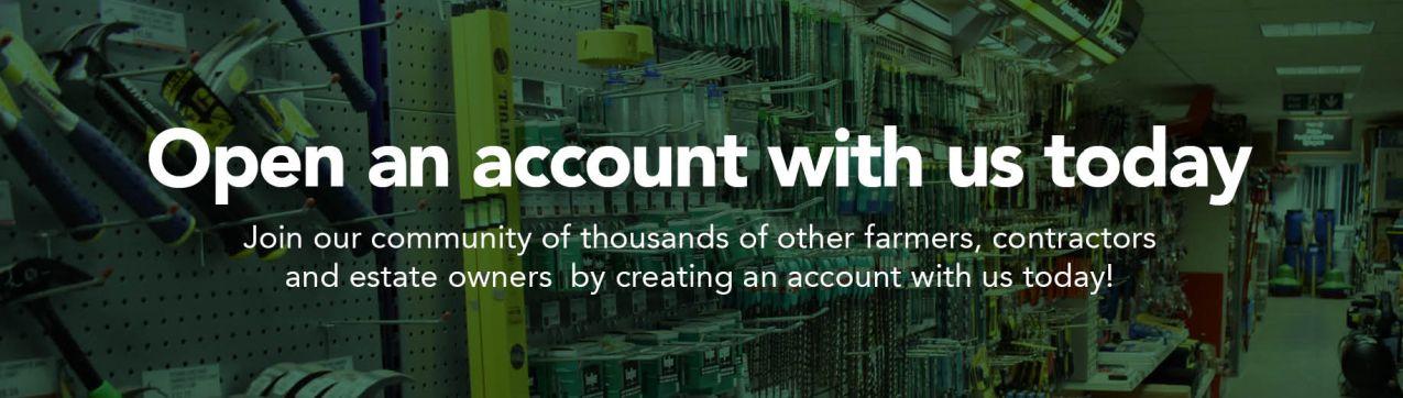 StowAg Trade Accounts