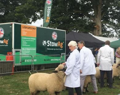 StowAg back British Farming
