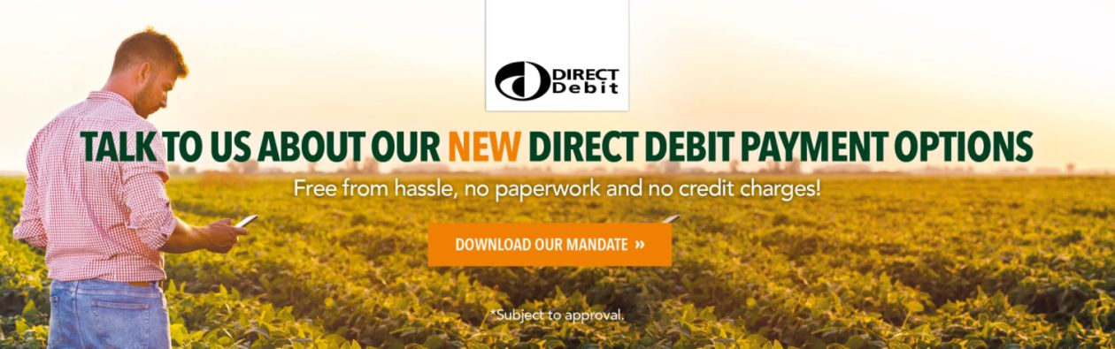 StowAg Direct Debits
