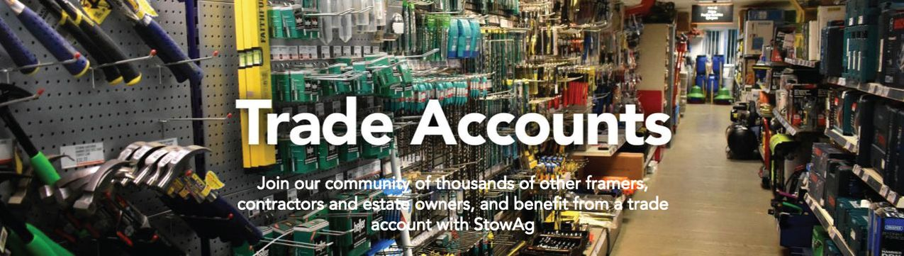 StowAg Trade Accounts