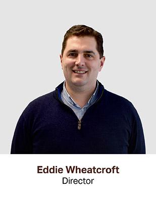 Eddie Wheatcroft, Director