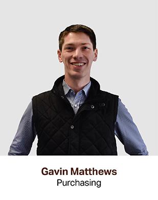 Gavin Matthews